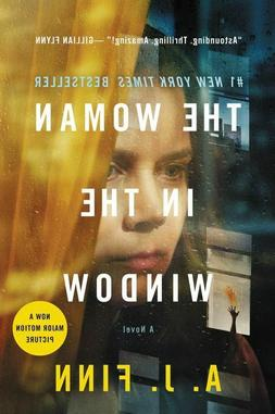 The Woman in the Window by A.J. Finn  NYT Bestseller, NEW