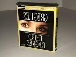 THIRD DEGREE unabridged audio book on CD GREG ILES - New In